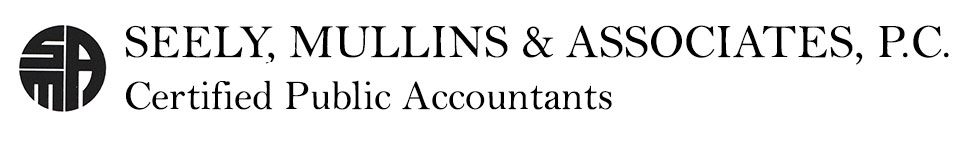 Seely Mullins Associates Pc A Professional Tax And Accounting